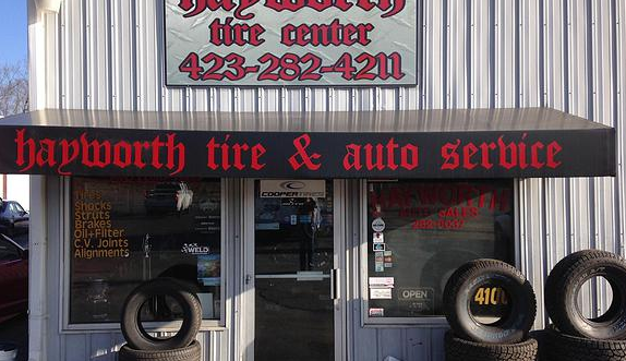 Contact Hayworth Tire Auto Service Tires And Auto Repair Shop In